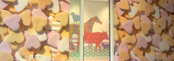 Decoratief behang